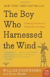 The Boy Who Harnessed the Wind jacket