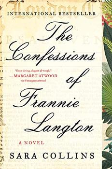 The Confessions of Frannie Langton jacket