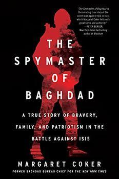 The Spymaster of Baghdad jacket