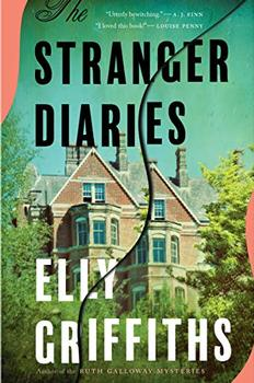 The Stranger Diaries jacket