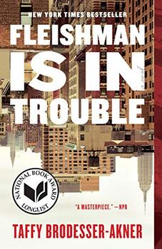 Fleishman Is in Trouble jacket