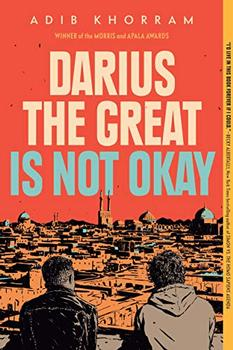 Darius the Great Is Not Okay jacket