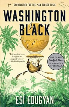 Washington Black jacket