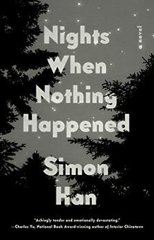 Nights When Nothing Happened jacket