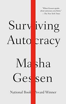 Surviving Autocracy jacket