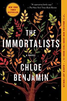 The Immortalists jacket