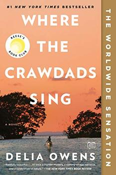 Where the Crawdads Sing jacket