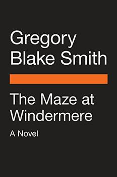The Maze at Windermere jacket