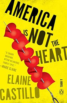 America Is Not the Heart jacket