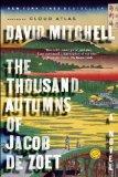 The Thousand Autumns of Jacob de Zoet jacket