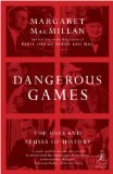 Dangerous Games jacket