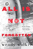 All Is Not Forgotten jacket