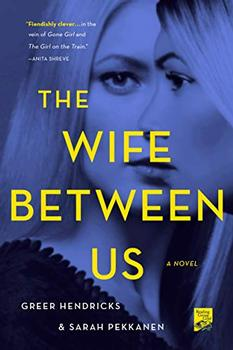 The Wife Between Us jacket