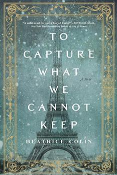 To Capture What We Cannot Keep jacket
