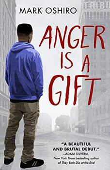 Anger Is a Gift jacket
