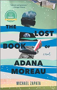 The Lost Book of Adana Moreau jacket