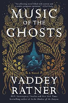 Music of the Ghosts jacket