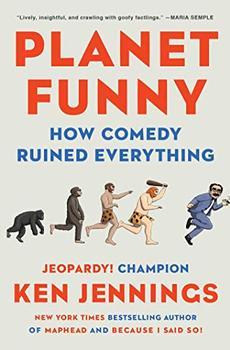 Planet Funny jacket