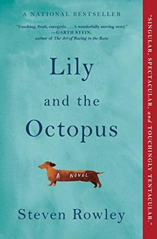 Lily and the Octopus jacket