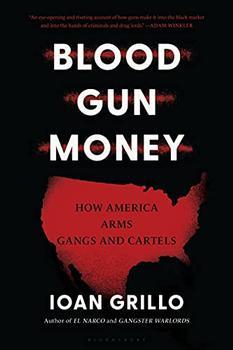 Blood Gun Money jacket