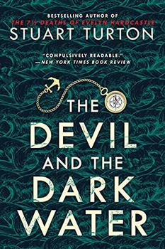 The Devil and the Dark Water jacket