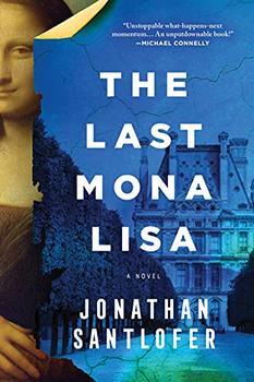 The Last Mona Lisa jacket