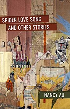 Spider Love Song and Other Stories jacket