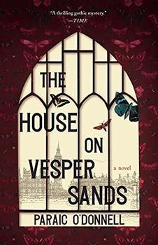The House on Vesper Sands jacket