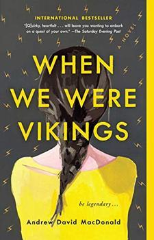 When We Were Vikings jacket