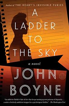 A Ladder to the Sky jacket