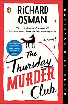 The Thursday Murder Club jacket
