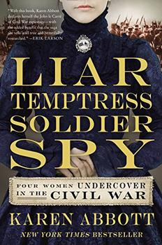 Liar, Temptress, Soldier, Spy jacket