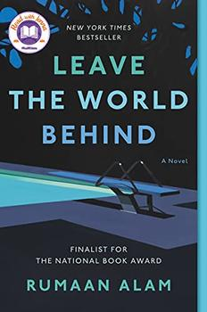 Leave the World Behind jacket