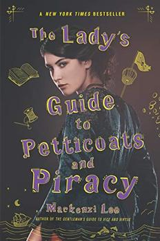 The Lady's Guide to Petticoats and Piracy jacket