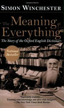 The Meaning of Everything jacket