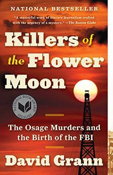 Killers of the Flower Moon jacket