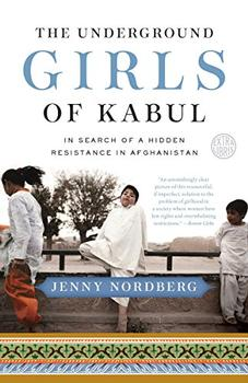 The Underground Girls of Kabul jacket