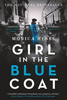 Girl in the Blue Coat jacket