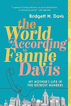 The World According to Fannie Davis jacket