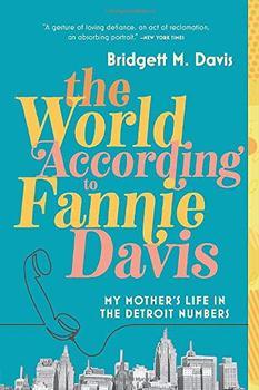 The World According to Fannie Davis jacket