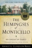 The Hemingses of Monticello jacket