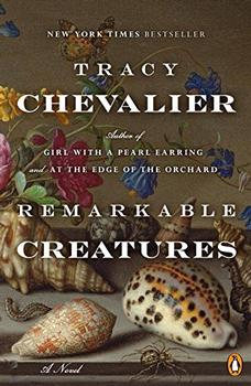 Remarkable Creatures jacket