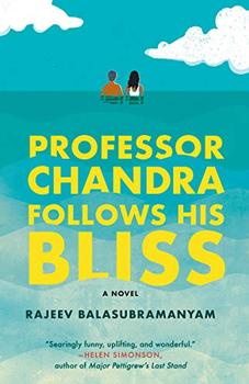 Professor Chandra Follows His Bliss jacket