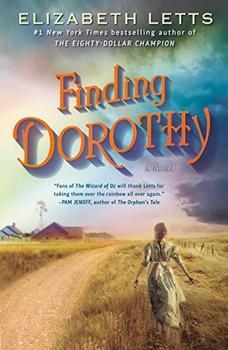 Finding Dorothy jacket
