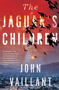 The Jaguar's Children jacket