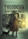 Theodosia and the Serpents of Chaos jacket