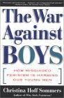 The War Against Boys jacket