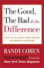 The Good, The Bad and The Difference jacket