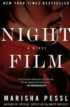 Night Film jacket