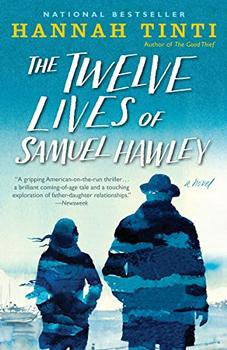 The Twelve Lives of Samuel Hawley jacket